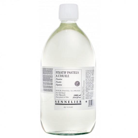 Fixatif SENNELIER Pastel à l'huile - F:1 Litre