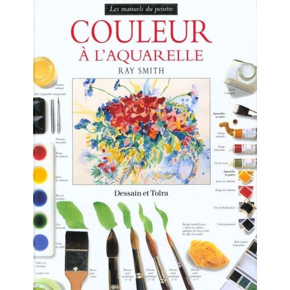 COULEURS A L'AQUARELLE SMITH DESS.&TOLR