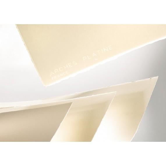 Papier gravure ARCHES Platine - 310g - F:56 x 76 cm - 4001600