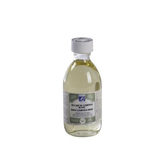 Siccatif LEFRANC & BOURGEOIS Courtrai blanc - Sans plomb - 250 ml