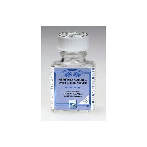 Vernis LEFRANC & BOURGEOIS - Vernis aquarelle brillant - F:75 ml