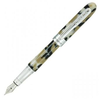 Stylo plume - CONKLIN Minigraph - Blanc satin - B