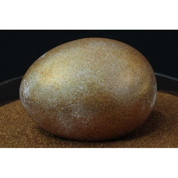 Pigment KREMER - Pot:  50 gr - Pailette dorée holographique