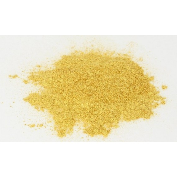 Pigment KREMER - Pot: 50 gr - Eclat lueur de perle mira cosmic gold