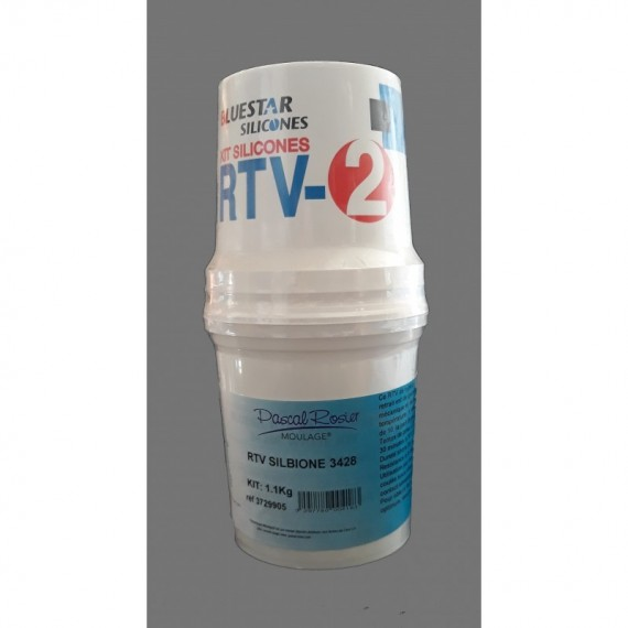 RTV CONTACT ALIMENTAIRE KIT 1.1 Kg 3729905