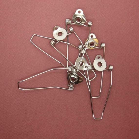 Tourniquet fixe pour tabeaux BERGE - Sachet de 24 pièces