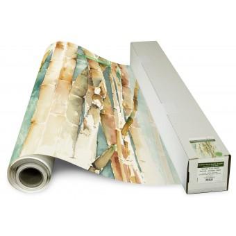 Papier multitechnique HAHNEMHLE Bamboo - 265 gr - Ph neutre - Rouleau de papier: 1.25 x 10 M
