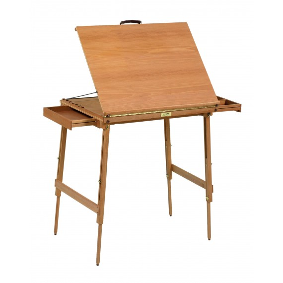 TABLE AQUARELLE PLIANTE RS REF 060125 % indisponible