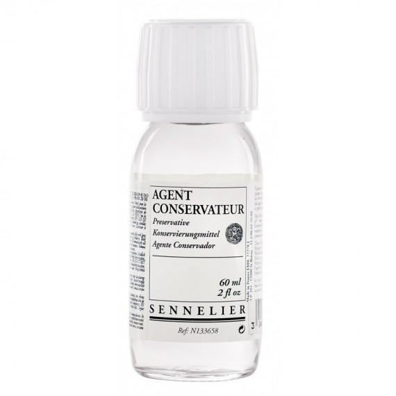 Agent conservateur SENNELIER - Flacon: 60 ml