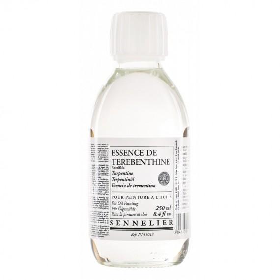 Essence de térébenthine SENNELIER - F:250 ml