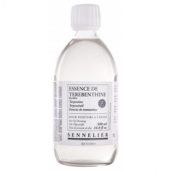 Essence de térébenthine SENNELIER - F:500 ml
