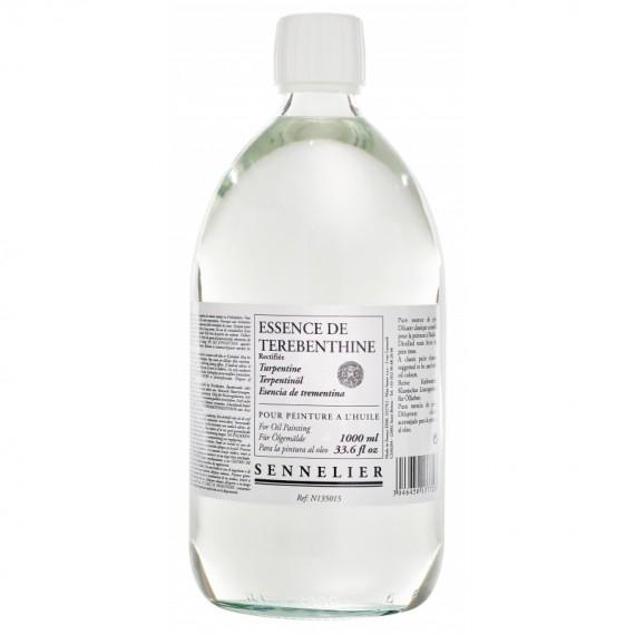 Essence de térébenthine SENNELIER - F:1 litre