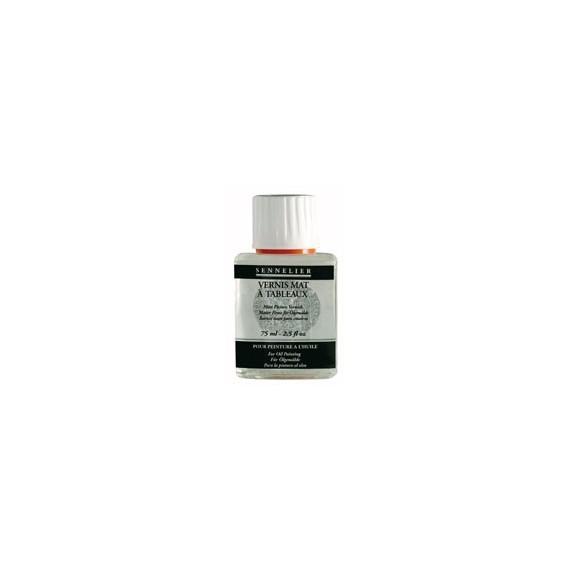 Vernis huile SENNELIER Mat - Flacon:75 ml