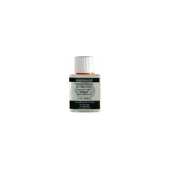 Vernis huile SENNELIER Satiné - Flacon:75 ml