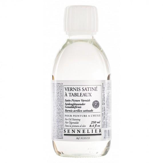 Vernis huile SENNELIER Satiné - Flacon:250 ml