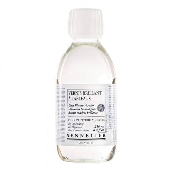 Vernis huile SENNELIER Brillant - Flacon:250 ml