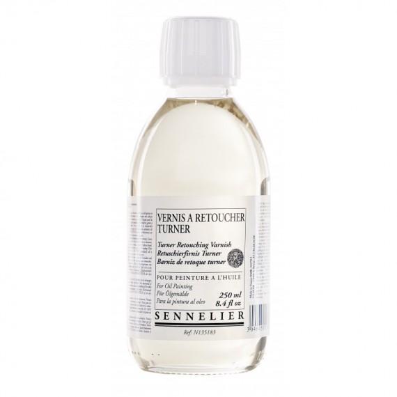 Vernis à retoucher SENNELIER Turner - Flacon:250 ml