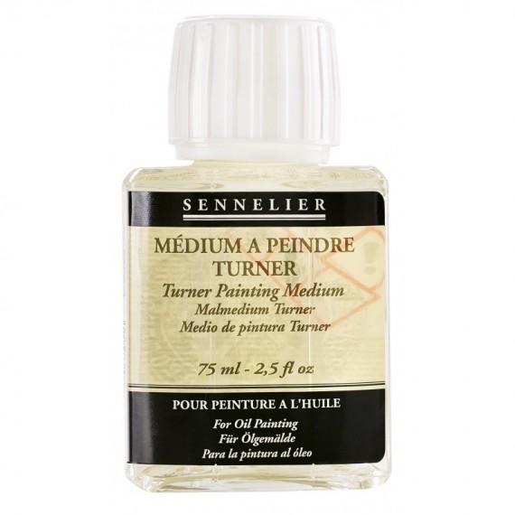 Médium huile SENNELIER - Médium à peindre Turner - Flacon: 75 ml