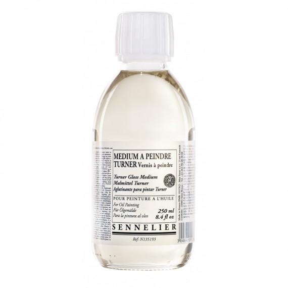 Médium huile SENNELIER - Médium à peindre - Flacon: 250 ml