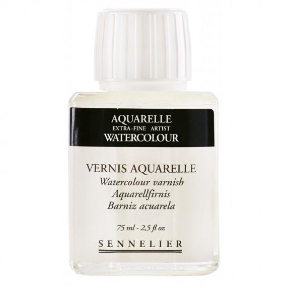 Vernis aquarelle SENNELIER - Flacon: 75 ml