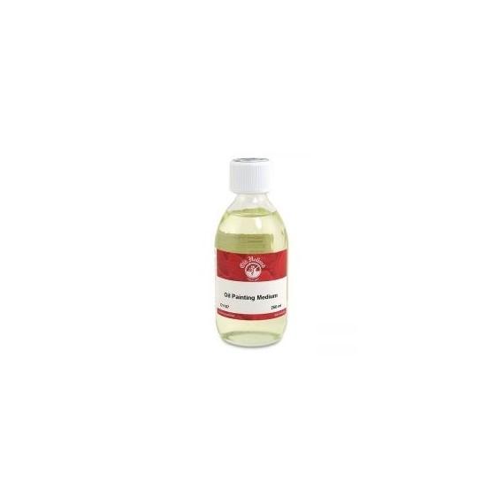 Médium huile OLD HOLLAND - Médium à peindre standard - Flacon: 500 ml