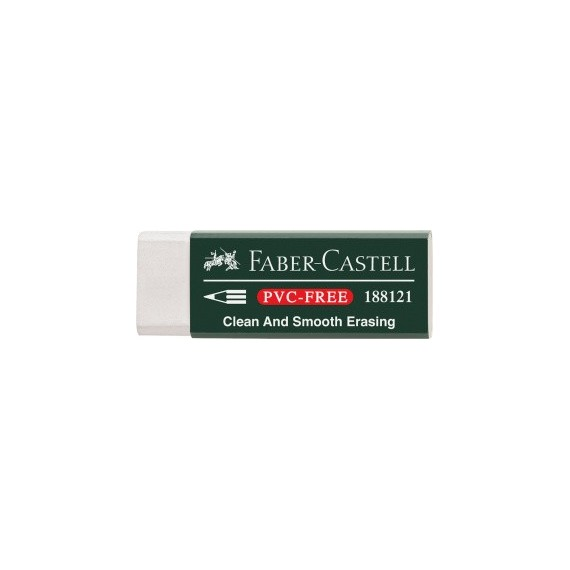 Gomme FABER & CASTELL - Gomme mie de pain - 7081  N Vynil