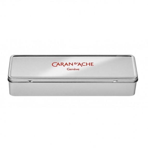 Boite vide CARAN D'ACHE - XL pour graphite line (Métal)