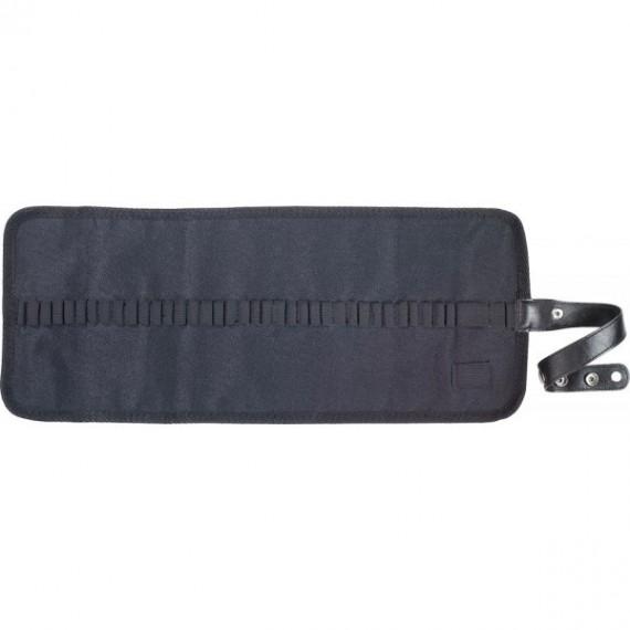 Trousse vide AMI - Pour 37 crayons + accessoire  20 X 49 cm 348000 - Noir