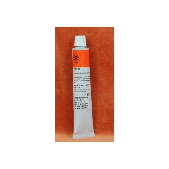 Médium huile CLAUDE YVEL - Médium gel - Tube: 50 ml