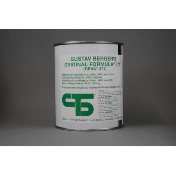 Adhésif KREMER Beva 371 - (Pour scellage à chaud) - 1 litre