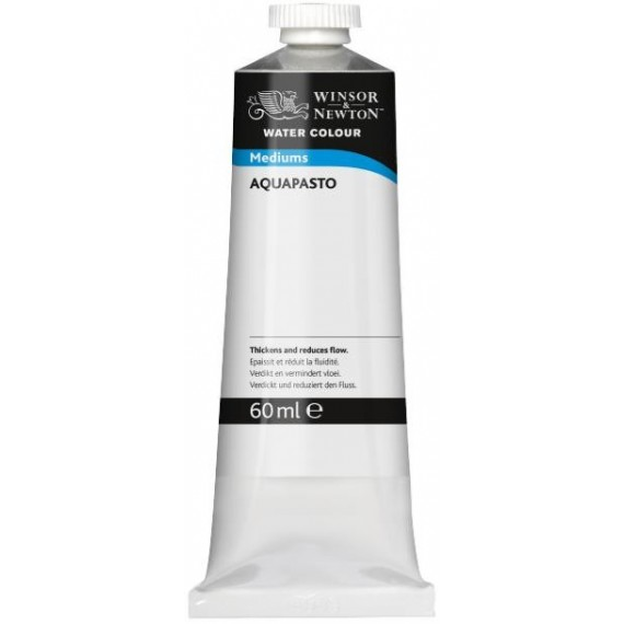 Médium aquarelle W&N Aquapasto - Tube: 60 ml - 3020901