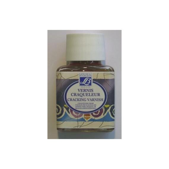 Vernis spécial LEFRANC & BOURGOIS Vernis à craqueler - 75 ml
