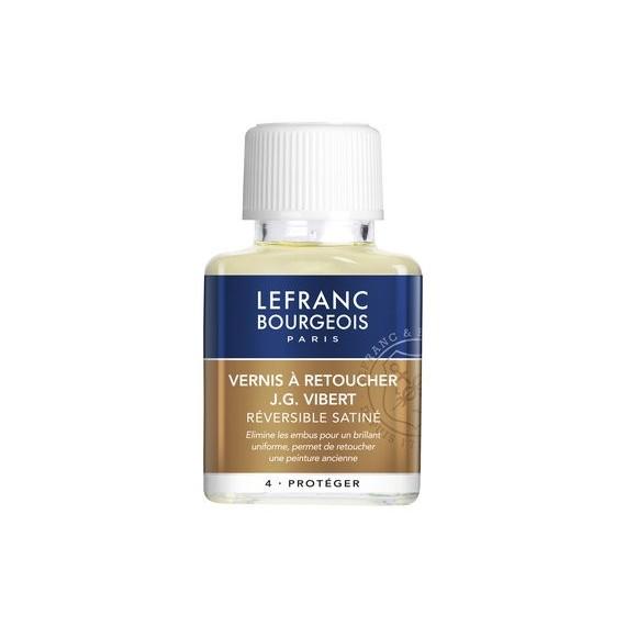 Vernis à retoucher LEFRANC & BOURGEOIS  JG Vibert - 75 ml