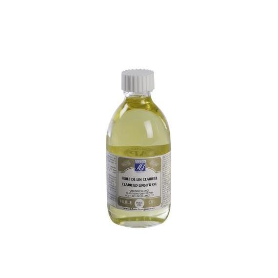 Huile de lin LEFRANC & BOURGEOIS Clarifiée - 250 ml