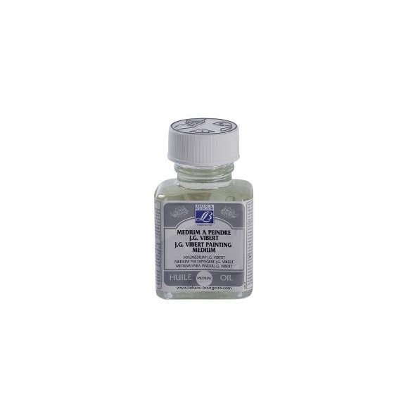 Médium huile LEFRANC & BOURGEOIS J.G. Vibert - Médium à peindre - Flacon: 75 ml