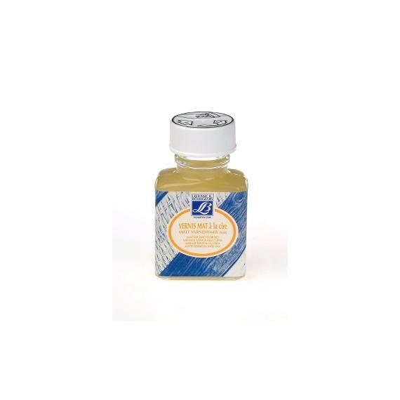 Vernis mat LEFRANC & BOURGEOIS A la cire - Flacon:75 ml
