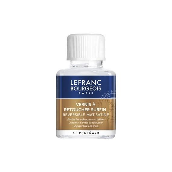 Vernis à a retoucher LEFRANC &BOURGEOIS Surfin - Flacon:75 ml