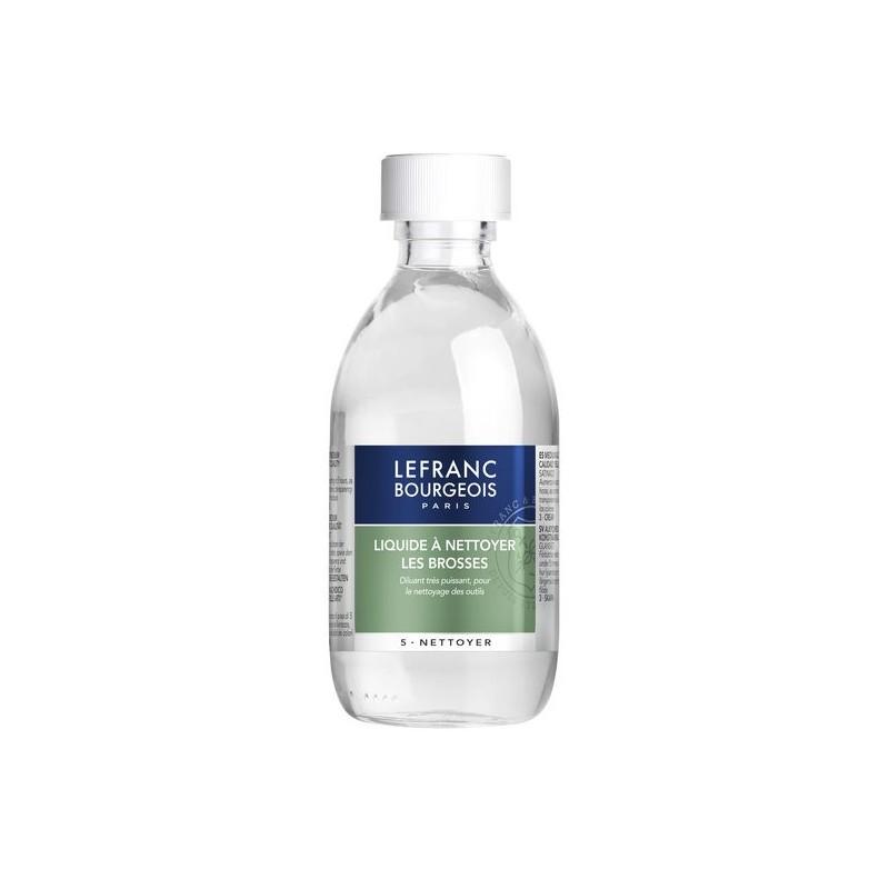 Liquide nettoyage LFRANC & BOURRGEOIS - (Pour Brosses) - F:250 ml