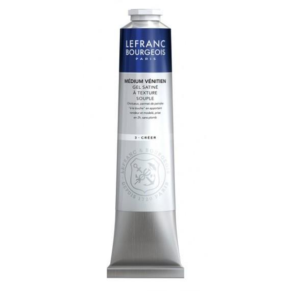 Médium huile LEFRANC & BOURGEOIS - Médium venitien sans plomb - Flacon: 200 ml