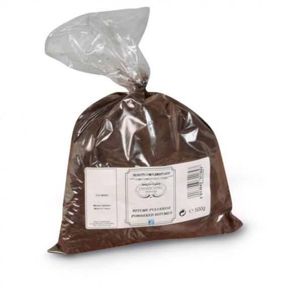Bitume pulvérisé CHARBONNEL - 500 gr