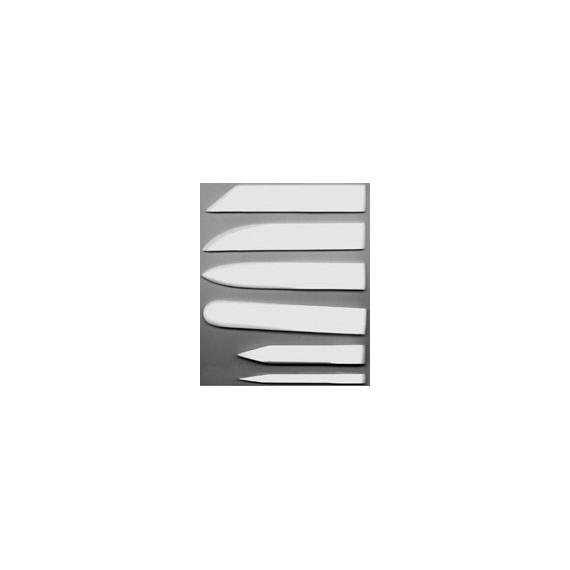 SPATULE/PLIOIR TEFLON 14005004 POINTUE 45° I