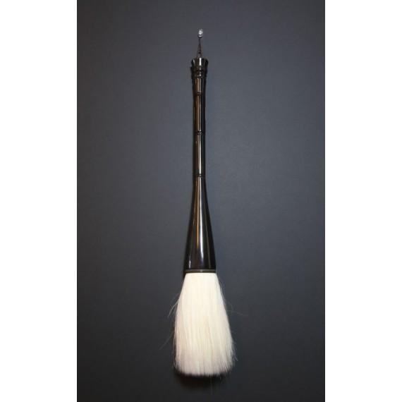 Pinceau CHINOIS - Plume de Paon 1928 - 38 cm
