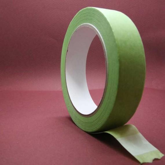 Rouleau adhésif - Papier de riz vert 243 - 24 mm x 50 m