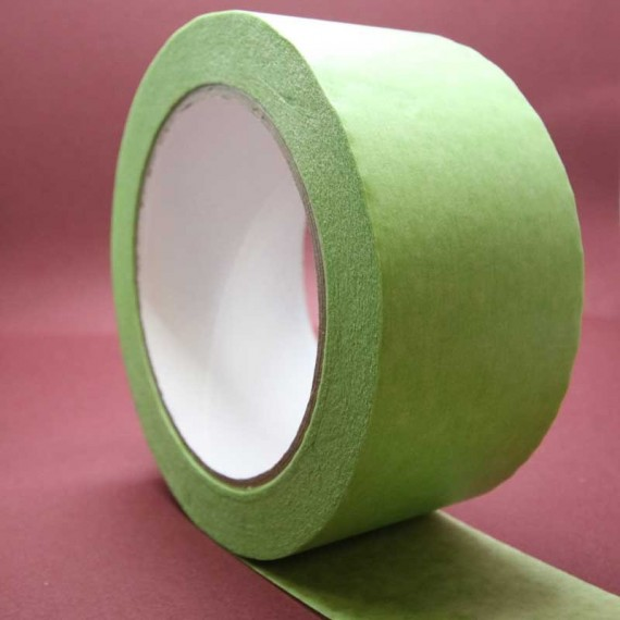 Rouleau adhésif - Papier de riz vert 243 - 48 mm x 50 m
