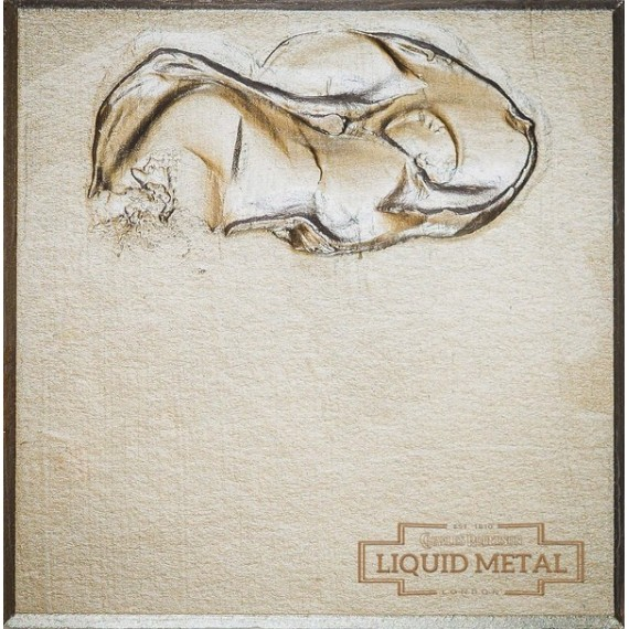 BRONZE LIQUID METAL ROBERSON 30 Ml OLD SILVER