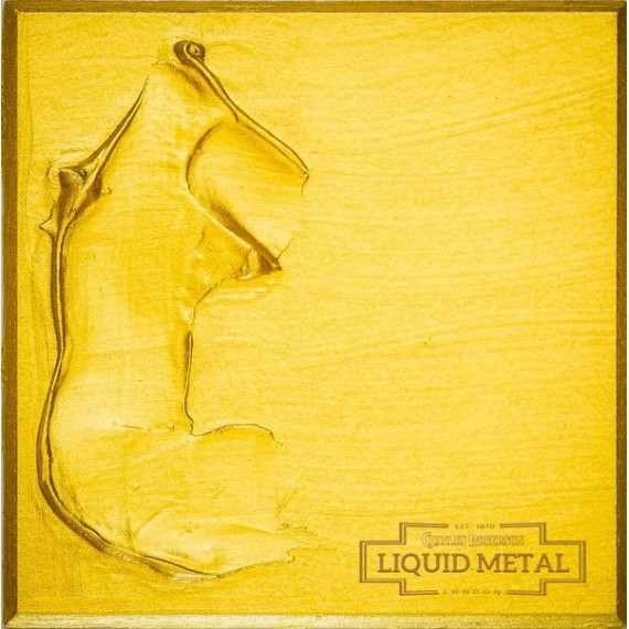 BRONZE LIQUID METAL ROBERSON 30 Ml YELLOW GOLD