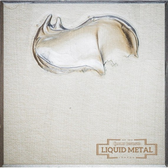 BRONZE LIQUID METAL ROBERSON 30 Ml SOLID SILVER