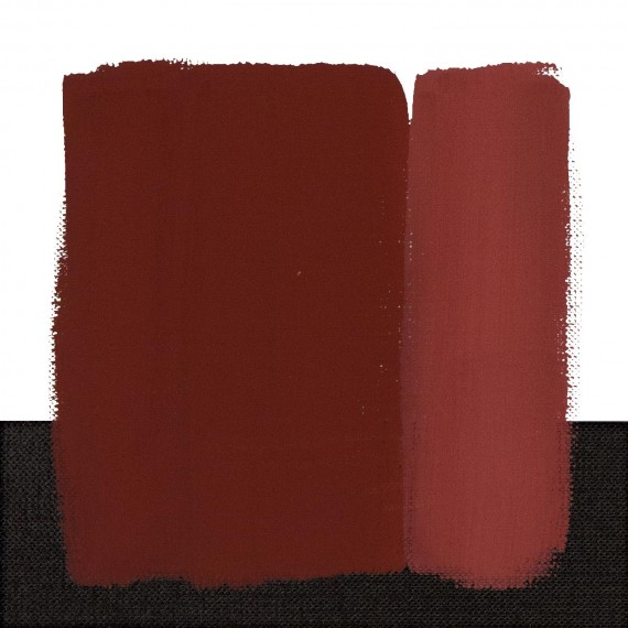 Couleur huile RESTAURO - Série: 1 - Tube:20 ml - Rouge Indien