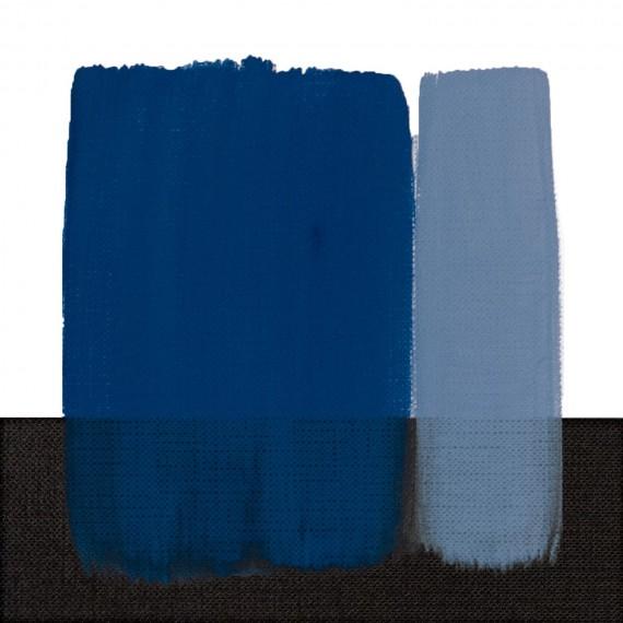 Couleur huile RESTAURO - Série: 2 - Tube:20 ml - Bleu outremer