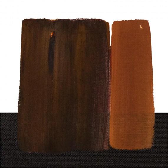Couleur huile RESTAURO - Série: 2 - Tube:20 ml - Laque de garance brûne